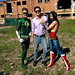 superheros, green lantern, wonderwoman