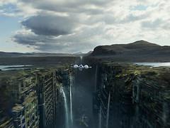 [Poster for  Oblivion]