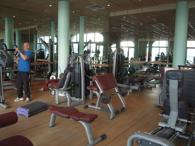 salle de musculation flickr photo