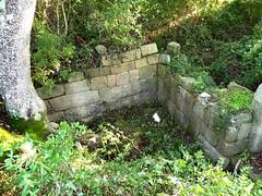 Eglise de Sant' Andria : les ruines du choeur