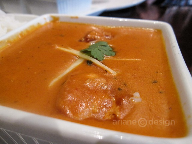 Siddhartha's Kitchen/Butter Chicken