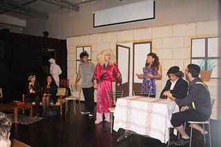 θεατρική παράσταση στην Παστίδα