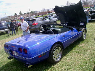 1994 Chevy Corvette Convertible