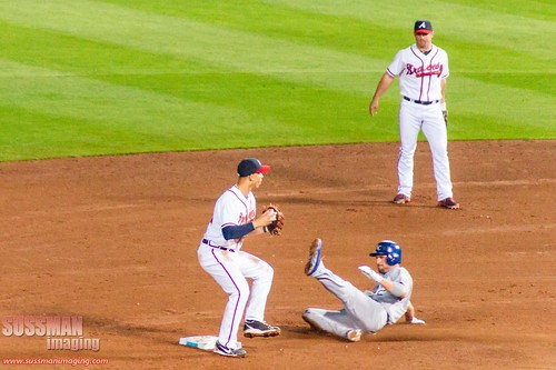 Braves vs. Royals