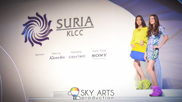 KLCC Summer Spring Fashion Week Runway Show 2013. Steve Madden