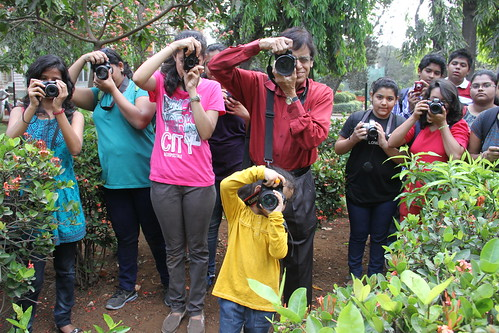 Marziya Shakir 5 Year Old Street Photographer At Mr Shreekanth Malushtes Photoshoot by firoze shakir photographerno1
