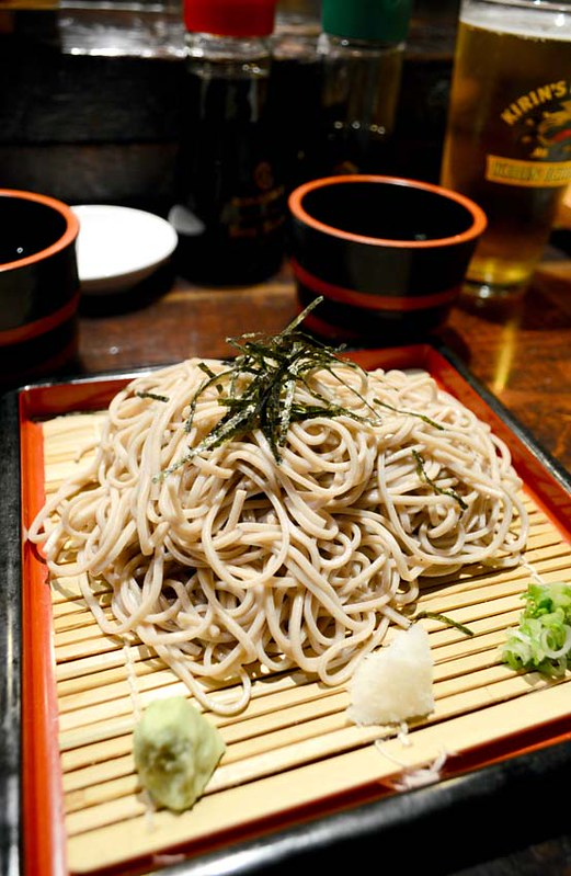 Okinawa-Style Soba