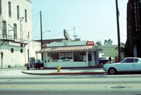 Commercial Building on Colorado Boulevard, Jake's Diner