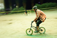 bicycle motocross, vehicle, bmx bike, sports, flatland bmx, sports equipment, leisure, cycle sport, green, bmx racing, bicycle,