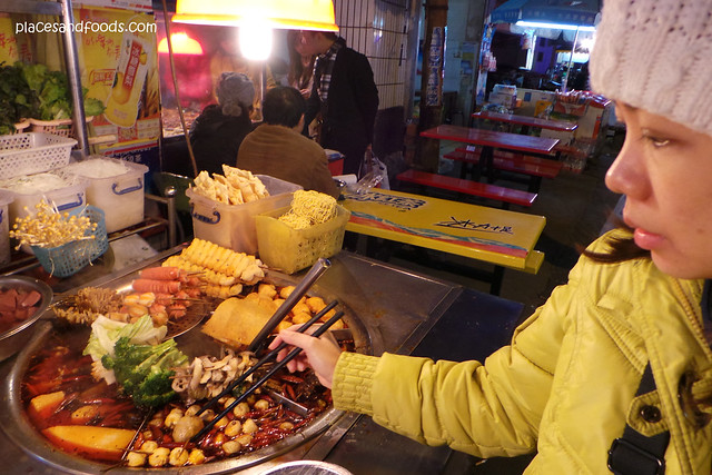 nanning street food hotpot