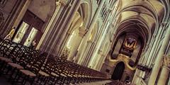 2013-04-15 Switzerland day 4, Cathédrale Notre-Dame de Lausanne, Switzerland