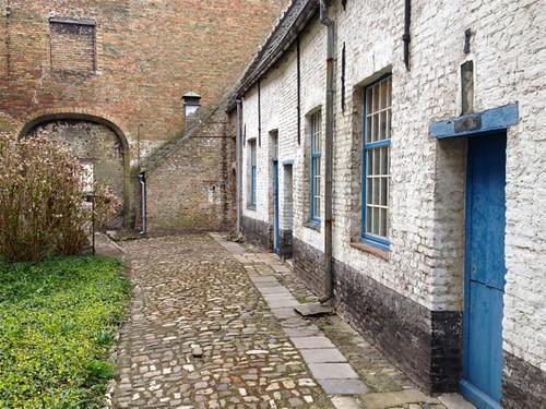 Bruges - Lace Museum