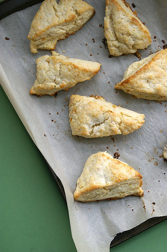 Candied Ginger Scones II