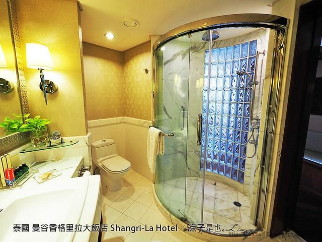 泰國 曼谷香格里拉大飯店 Shangri-La Hotel 28