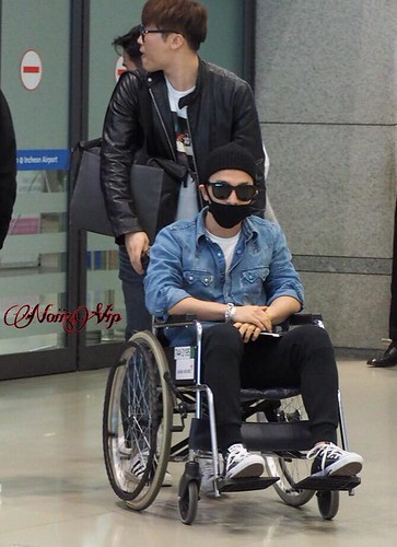 Big Bang - Incheon Airport - 10apr2015 - Tae Yang - NoiizVip - 01