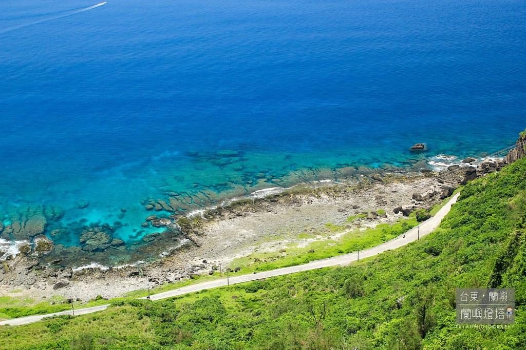 蘭嶼燈塔環島公路56