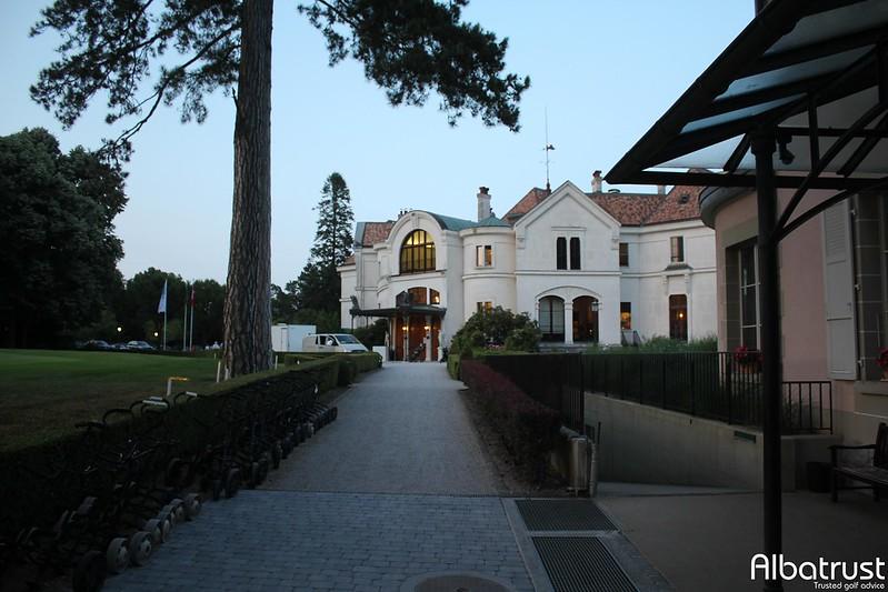 photo du golf Domaine Impérial - Club House - ProShop