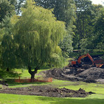Winckley Square under development