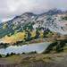 Misty mountain tops by Bryn Tassell