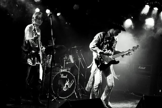JIMISEN live at Outbreak, Tokyo, 25 Jan 2013. 384