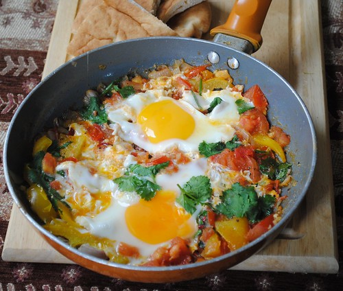 image shakshouka eggs recipe