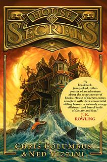 House of Secrets by Chris Columbus & Ned Vizzini