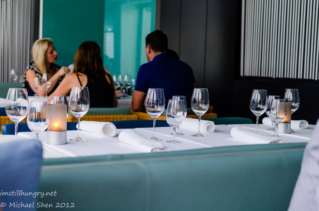 Icebergs Dining Room Review