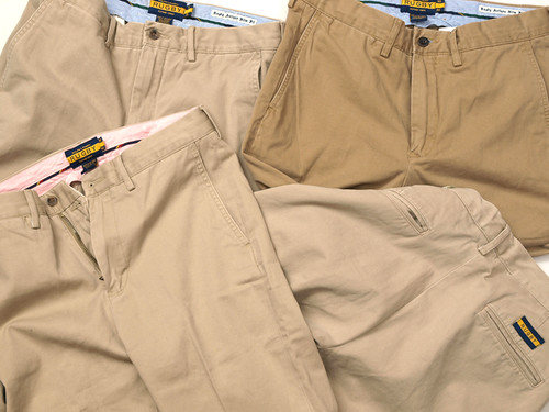 Rugby / Vintage Chino University Pant