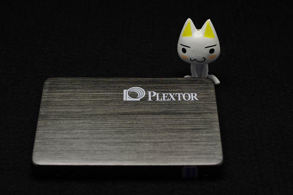 %tag Plextor M5S 128G SSD開箱與測試