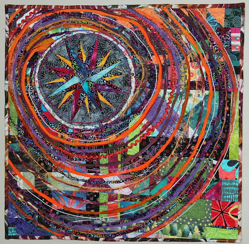 Celebrate Annie created for the 'Annie's Vision Project QUILTING Challenge'