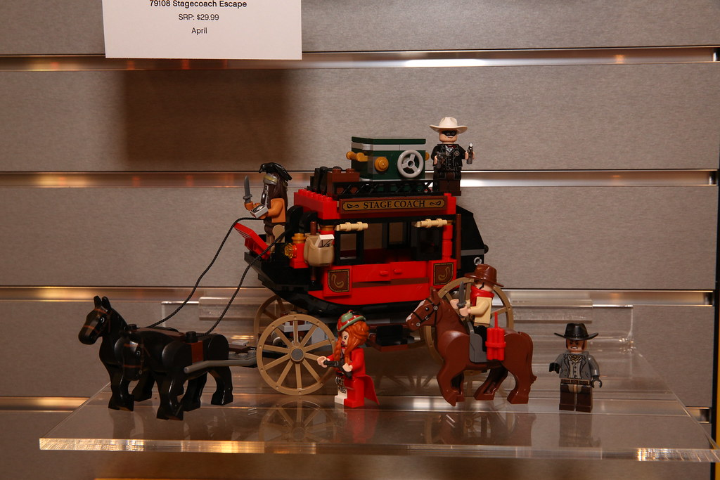 79108 Stagecoach Escape 2