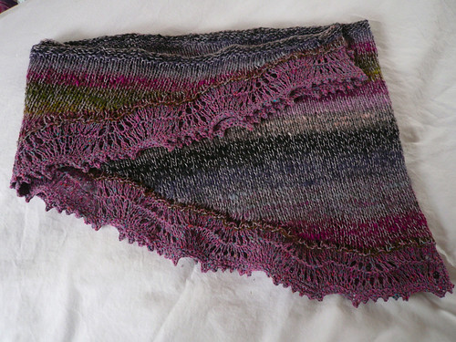 Noro and linen