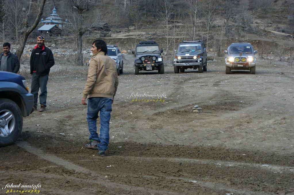 Muzaffarabad Jeep Club Neelum Snow Cross - 8469420032 cb2e2338e6 b