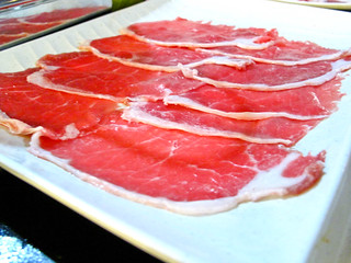 IMG_0518 Beef slices for shabu shabu