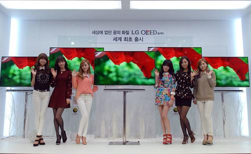 LG 시네마 3D 스마트TV 신제품 발표회