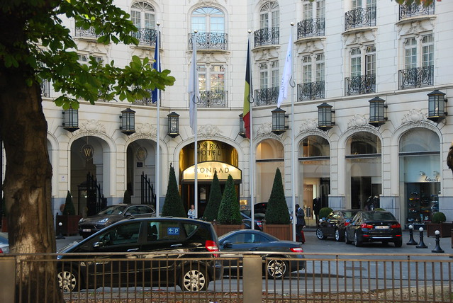 Brussels Hotels With Parking