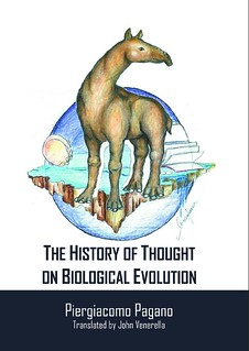 The history of thought on biological evolution