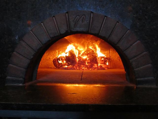 Coalfire pizza oven in Chicago