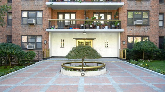 2Br/2Ba w/ Terrace Forest Hills  -Under Contract-