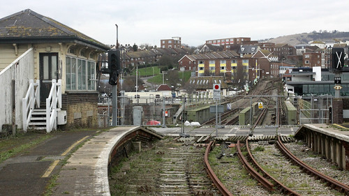 Folkestone Harbour Branch
