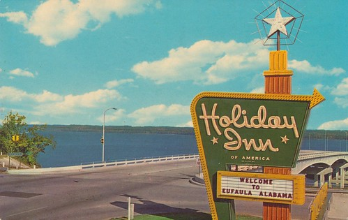 Holiday Inn - Eufaula, Alabama by The Pie Shops Collection