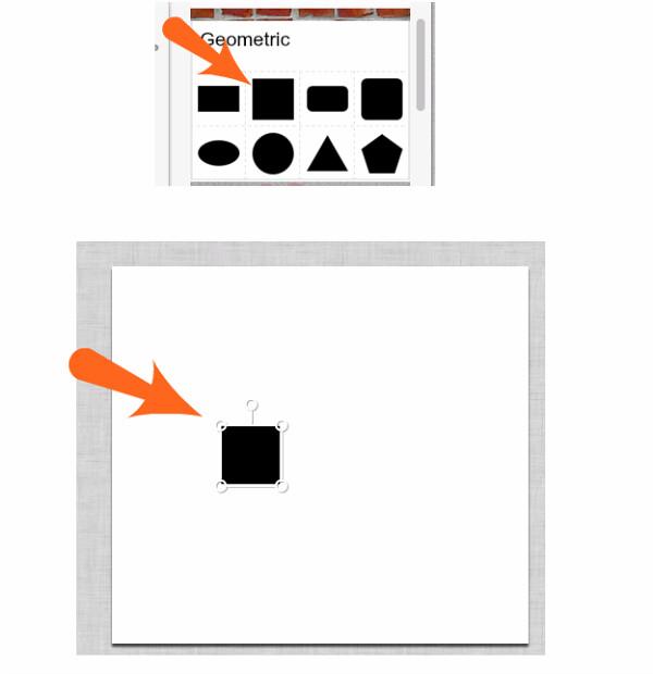 quadratino trascinato Corso migliora il tuo blog, http://cecrisicecrisi.blogspot.it/, come fare un banner,