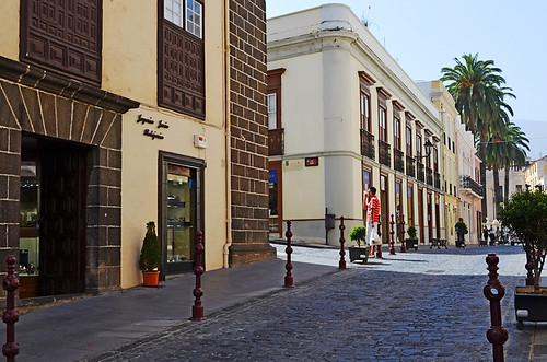 Main Street, La Orotava, Tenerife