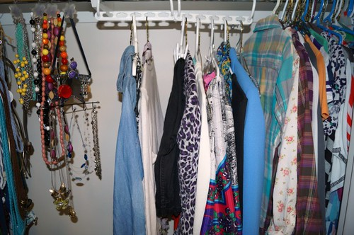 Style That Moves--How To Organize a Small Closet