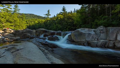 longexposure water waterfall newhampshire