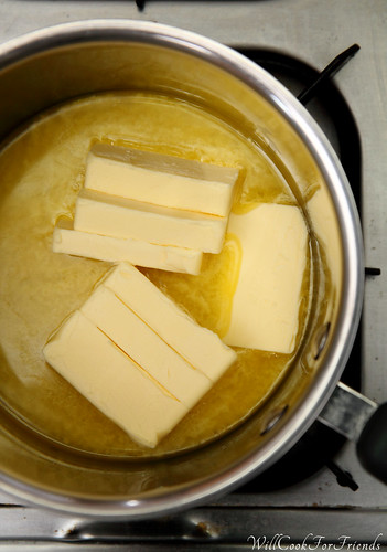 How to clarify butter, 1/4