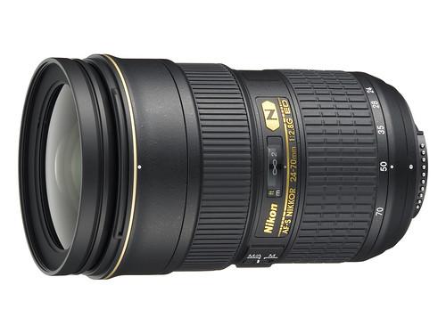 Nikon 24-70mm f/2.8G