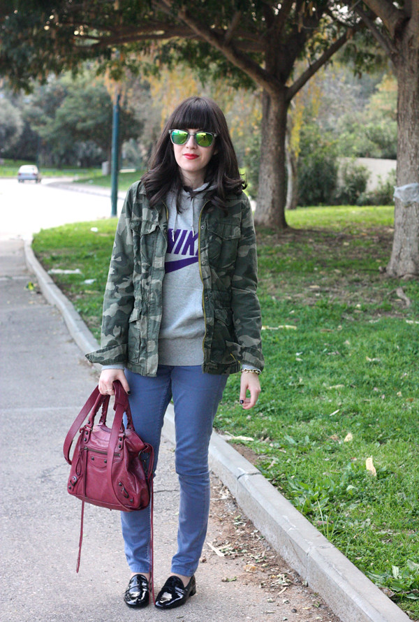 camo_jacket_nike_jumper_repetto_loafers2