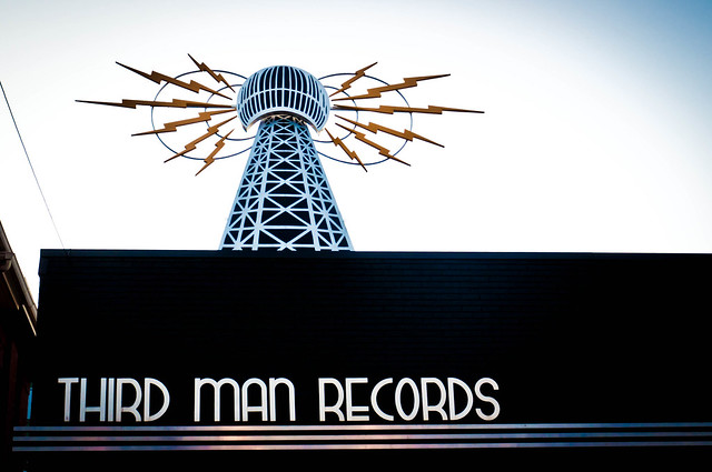 Third Man Records in Nashville, TN | PopArtichoke