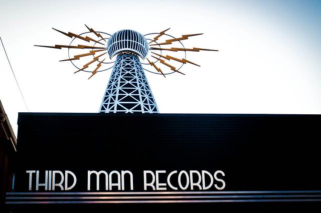 Third Man Records in Nashville, TN | PopArtichoke